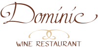 Veinirestoran Dominic Logo